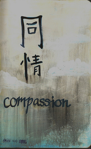 Compassion from Elizabeth flickr.com