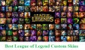 League of Legends Custom Skins - Creative and Cool