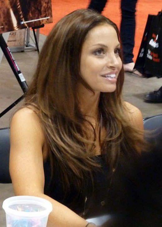 Jerry Lawler said that Trish Stratus was the greatest Wrestling Diva of all time. What do you think.