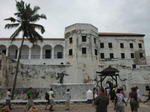Elmina Castle!