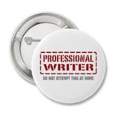 Professional writing is another option