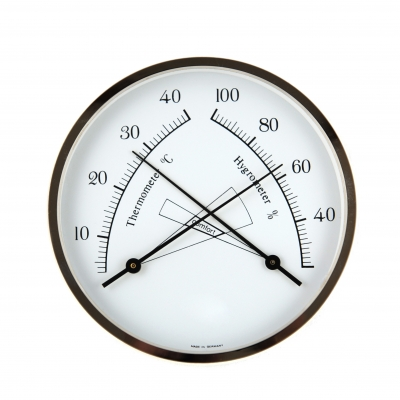 A Picture of a hygrometer