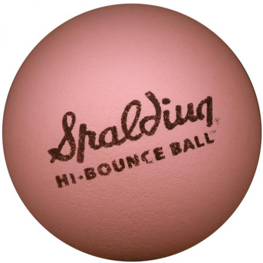 Modern version of the Spalding ball