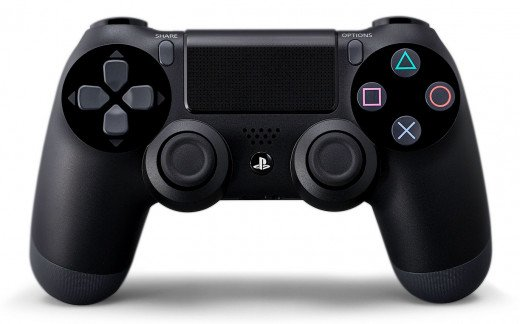 This is where the magic lies for the PS4:  The Controller