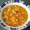 Butter Bean and Ham Soup