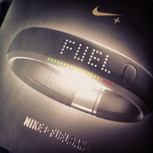 The Nike+ FuelBand is an excellent wearable activity tracker for athletes and regular people alike to set fitness goals and monitor their progress.