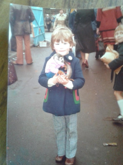 Jason Fennell...Maidstone Market 1977