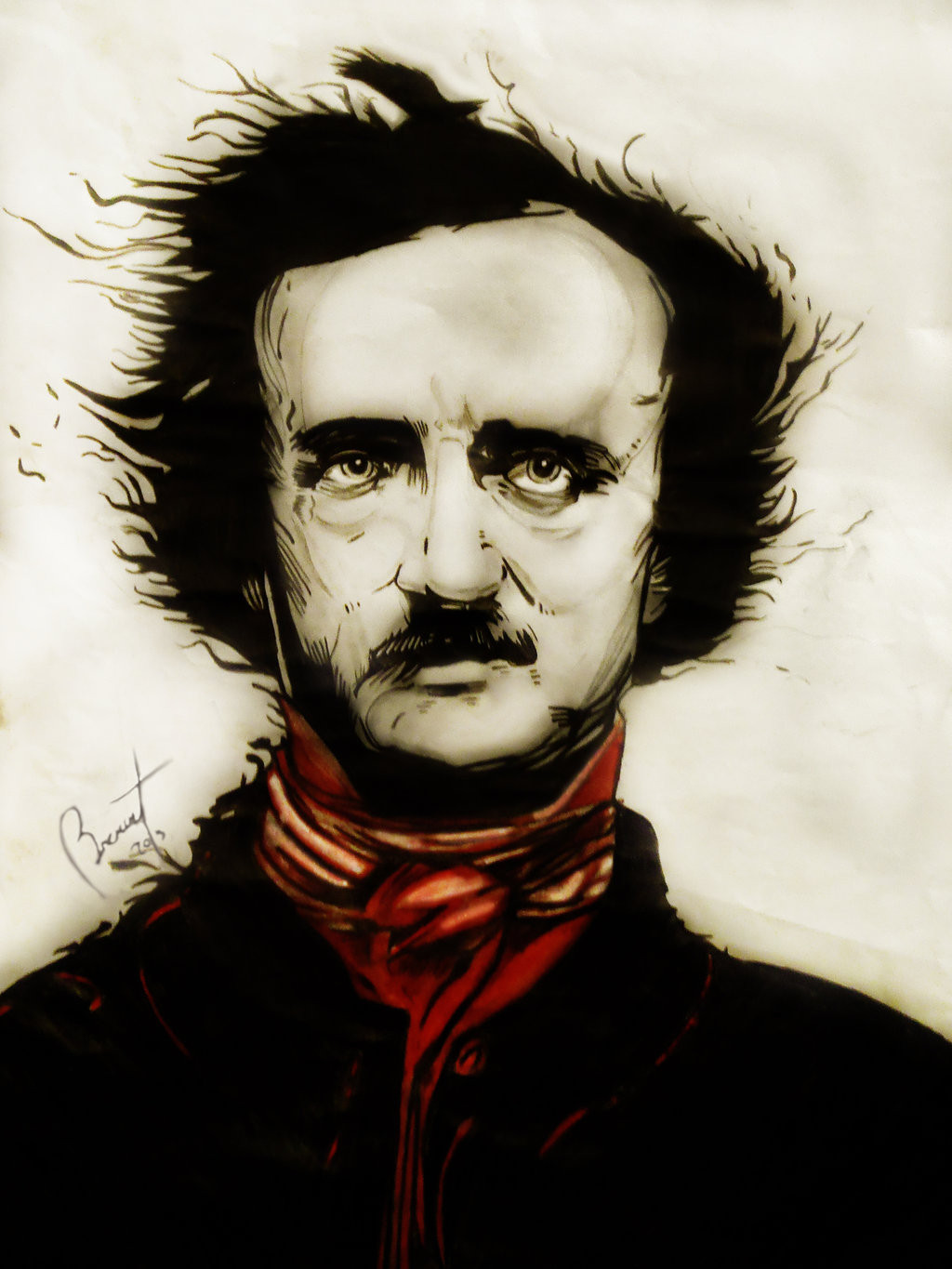 """poe's """"the masque of the red In edgar allan poe's short story the masque of the red death, symbolism is used and seen many times some things in the story,  4 pages 5172 feb/2008 00."""