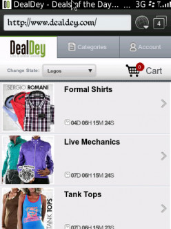 DEALDEY: THE INNOVATIVE NIGERIA ONLINE BUYING & SELLING SITE