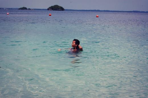still at Quezon Island