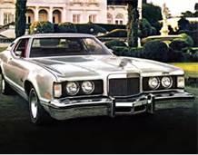 1976 Cougar