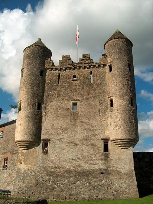 Enniskillen Castle. Source: Marian McCaffery WMC