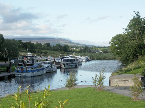 Shannon-Erne Waterway. Source: tuesdaynightclub