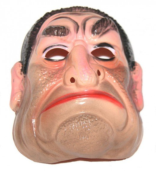 Men's costumes at low prices are rarer but you can find them out there if you look.