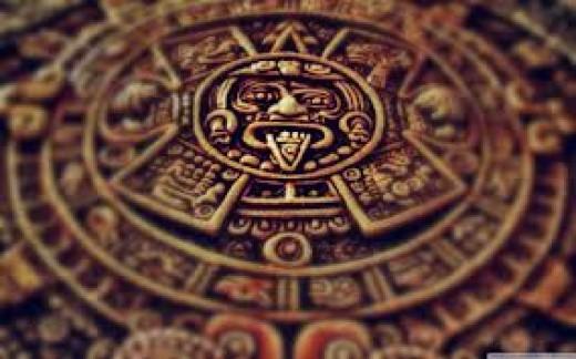 Mayan Clock.