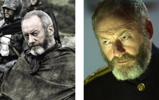 Liam Cunningham in Game of Thrones and Doctor Who