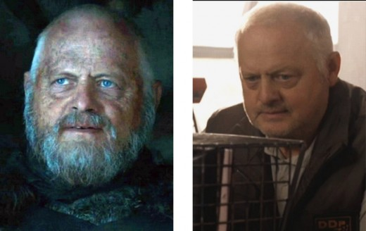 Robert Pugh in Game of Thrones and Doctor Who