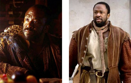 Lucian Msamati in Game of Thrones and Doctor Who