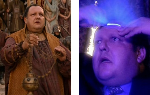 David Verrey in Game of Thrones and Doctor Who