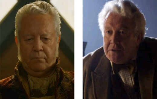 Paul Bentley in Game of Thrones and Doctor Who