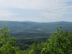Hiking or Driving the Mohawk Trail