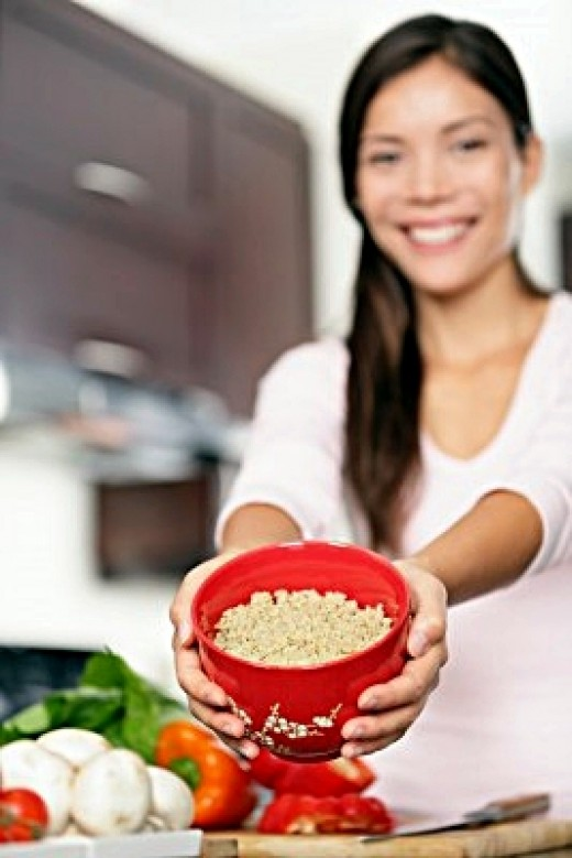 Find out more about the latest Superfood - Supergrains!