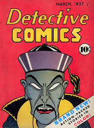 Detective Comics # 1 from 1937.
