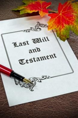Leave an inheritance for your children's children.
