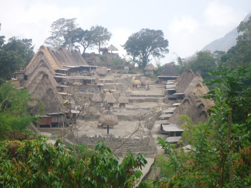 Bena Traditional Village, Flores
