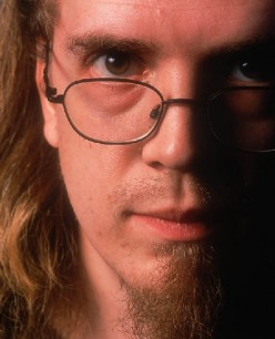 Devin Townsend: One Strapping Young Lad from Canada