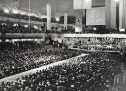 Welcome Celebration for Bishop Konrad Graf von Preysing in the Sportpalast, Berlin, 8 Sept 1935