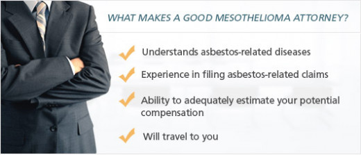 How to find a good Mesothelioma lawyer.