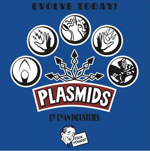 Making Plasmids seem like a wonderful idea