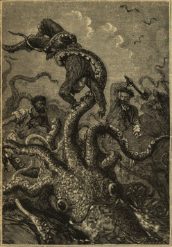 10 Types of Sea Monsters