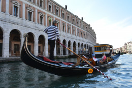 'Venice's Grand Canal' from Tony deLorger