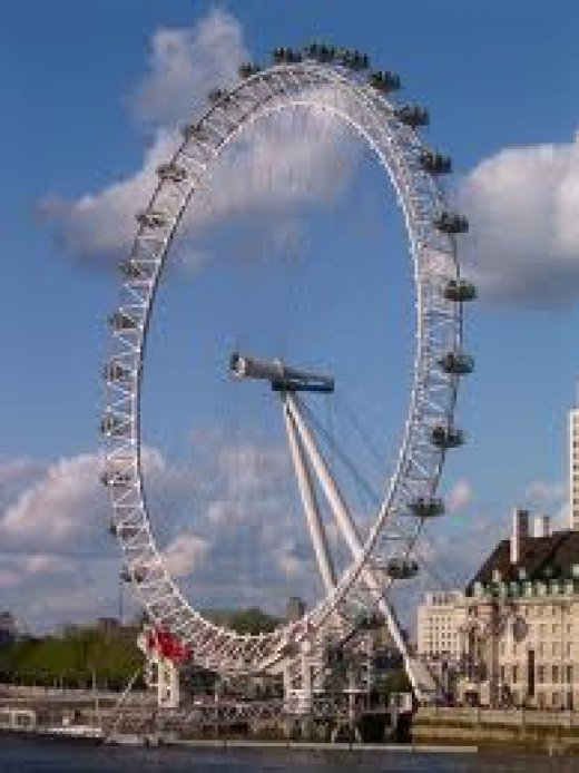 The Majestic London Eye
