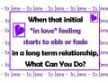 Five Love Languages - Rekindle your Relationship