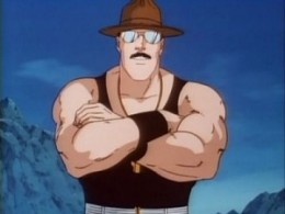 """My job is to whip you into shape and I mean WHIP!""-Sgt. Slaughter"