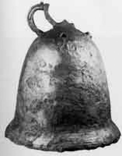 8th century Roman church bell