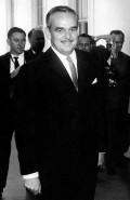 Prince Rainier III of Monaco at the White House, 1961