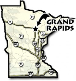 Grand Rapids, Minnesota