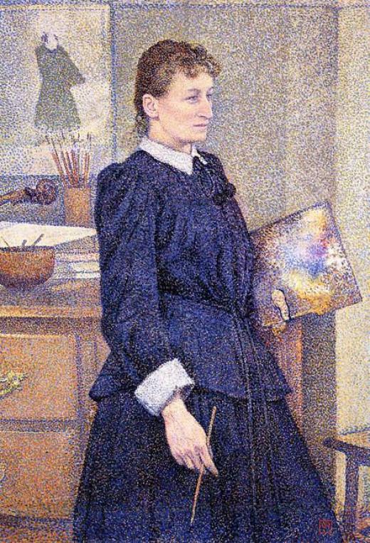 Portrait of Anna Bosch