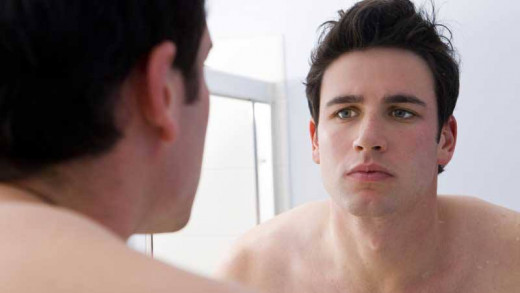 The man in mirror governs your life