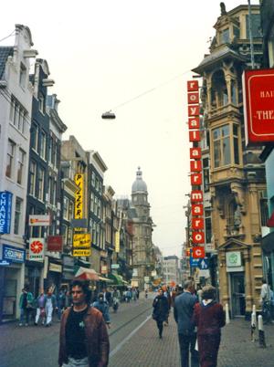 Enjoy Amsterdam!