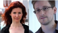 Anna Chapman's Curious Proposal to  NSA fugitive Edward Snowden via Twitter