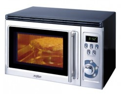 The Cooking and Heating Principle of a Microwave Oven