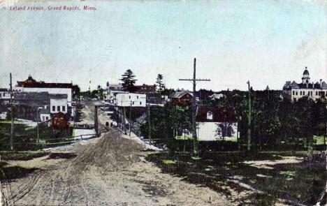 Leland Ave. 1909