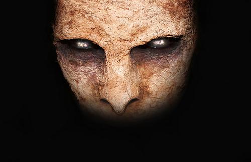 Evil from ross-sfx flickr.com