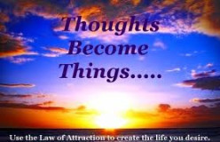 Law of attraction and creation of a reality