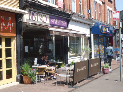 Best West Didsbury Restaurants: Bistro West 156, West Didsbury